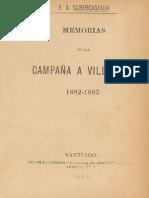 Campaña Villarrica