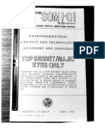 So 1 Classified Army Ufo Manual