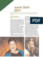 FASHION Batik Voyager