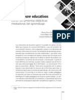 Los Software Educativos