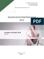 Apostila de AutoCad Mechanical 2014 1.1