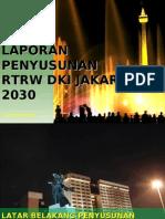 Paparan RTRW DKI Jakarta _8 September 2009_vFinal_v2003