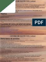 Centro de Salud Con Camas
