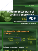 Balance de energía,entalpía y su aplicación.pdf