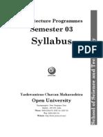 Architecture Programmes