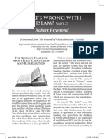 2009 Issue 3 - What's Wrong With Islam? - Part 2 - Counsel of Chalcedon