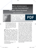 2009 Issue 4 - Thoughts About Facebook - Counsel of Chalcedon
