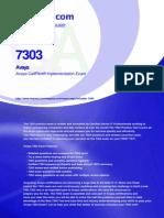 Avaya 7303