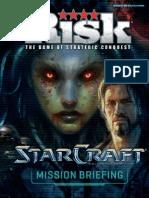 Starcraft Risk 2013 Webrules
