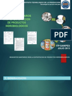 REQUISITOS SANITARIOS EXPORTACION HIDROBIOLOGICOS.pdf