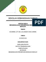 Kertas Kerja Perhimpunan Sekolah