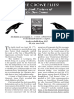 2010 Issue 3 - As the Crowe Flies