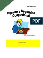 Manual Higiene y Seguridad Industrial