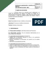Instru Elabo Contr Docu de Gcm Pr 01 is 01