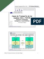 Transporte TCP