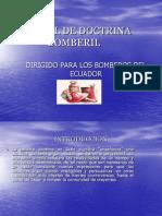 DOCTRINA BOMBERIL