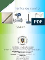 Instrumentos de Control Expo Grupo #1