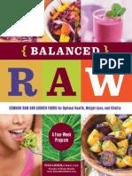 Balanced Raw (Tina Leigh)