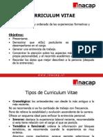 Clase 9_Curriculum Vitae