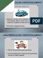 Caracteristicas Del Conductor Agresivo