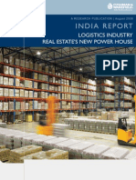 India Logistics Sector - August 2008