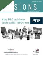 Product Development P&G