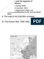 US Worldview and 1947