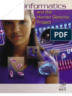 tics and Human Genome Project