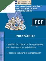 13. Cultura y Clima Organizacional