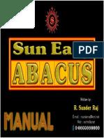Abacus training