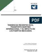 Los Puertos Mexicanos Ante Los Cambios en El Transporte