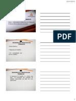 Videoaula Online TRH2 Saude e Seguranca Do Trabalho Tema 1 Impressao
