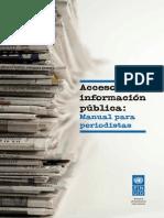 Manual AccesoInfo Periodistas-2013