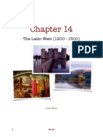 AP World Chapter 14 The Latin West (1200-1500) Study Guide