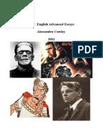 English Advanced - Essays