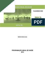 PAS2013 SMS Com as Alterações Propostas Pelo CMS