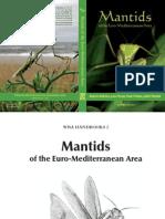 Mantids of the Euro-Mediterran Area
