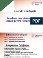 Sobreviviendo a La Sepsis Guias Para El Manejo Del Shock Septico