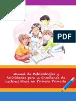 Manual Lectoescritura Final
