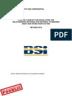 @BSI National standards - Code of Conduct꞉2010 (EN) ᴾᴼᴼᴮᴸᴵᶜᴽ