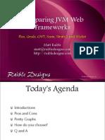 ComparingJVMWebFrameworks-ApacheConUS2007