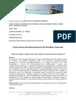 Araujo2008_Land Reform and Deforestation in the Brazilian Amazonia