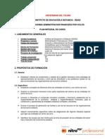 08-Electiva-Gerencia Financiera Del Sector Solidario