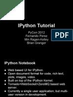 PyCon2012 IPythonTutorial Notebook