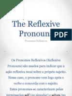 The Reflexive Pronouns