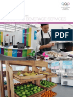 Technical Manual on Food and Beverage Services