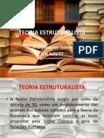 ADMINISTRAÇÃO ESTRUTURALISTA