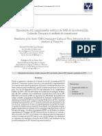 Simulación Del Compensador Estático de VAR de La Subestación
