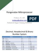 Mikroprosesor & Interface - Pengenalan Sistem Mikroprosesor.pptx