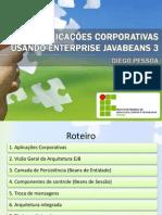 2 - Introdução Ao Desenvolvimento de Aplicações Corporativas Utilizando EJB
